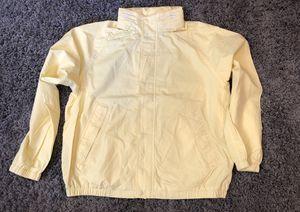 Supreme Raglan Court Jacket Pale Yellow for Sale in Seattle, WA