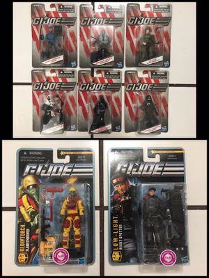 Gi joe x Star Wars for Sale in Tempe, AZ