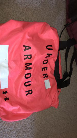 Under armour bag for Sale in Silver Spring, MD