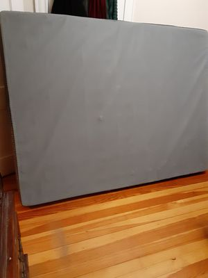 Queen Size Box Spring for Sale in Central Falls, RI