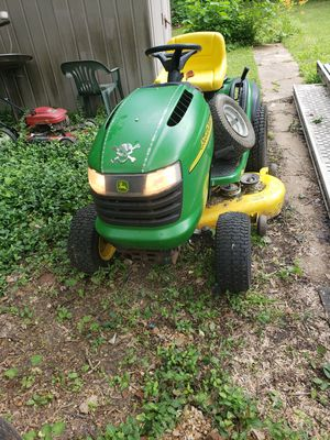 John Deere L 130 lawn tractor. for Sale in St. Louis, MO