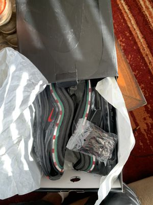 Nike 97 undftd sz 9.5 for Sale in Victorville, CA