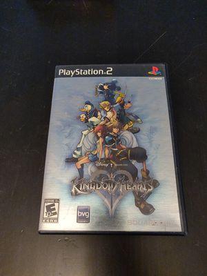 Kingdom Hearts II PS2 for Sale in Arlington, TX