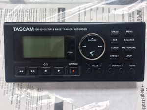Tascan GB-10 Practice -music slow down- Record for Sale in Miami, FL