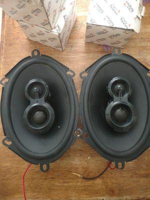 5x7 6x8 Car Stereo Coax Speakers Polk Kicker Skar for Sale in Tampa, FL
