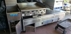Commercial kitchen appliances for Sale in Dallas, TX