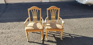 Antique project arm chairs for Sale in Tucson, AZ