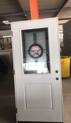 Metal door for Sale in Fort Worth, TX
