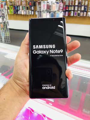 🚨Samsung Galaxy Note 9 128gb Unlocked (Desbloqueado) We are a Store! We give warranty!🚨 for Sale in Houston, TX