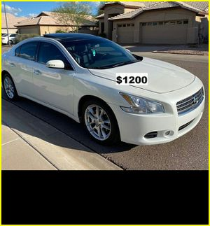 only$1200 Nissan Maxima for Sale in Lincoln, NE