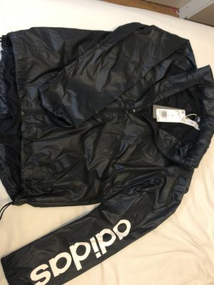 womens adidas windbreaker jacket size S for Sale in Daly City, CA