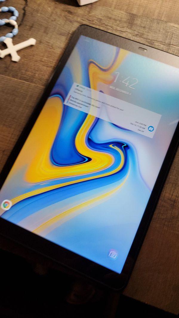 SAMSUNG TAB A 10.5 LTE UNLOCKED
