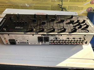 numark mixer for Sale in Wheeling, IL