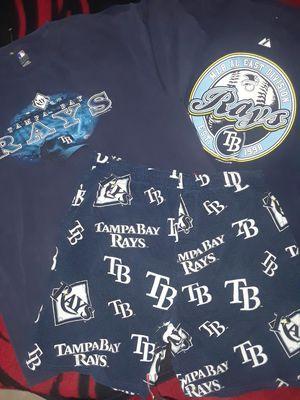 TAMPA BAY RAYS FANS BUNDLE for Sale in Port Charlotte, FL