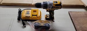 """Dewalt 1/2"""" Hammerdrill with Battery and Charger for Sale in Lawrenceville, GA"""