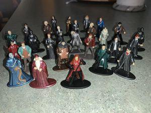Harry Potter mini die cast action figures for Sale in Sebring, FL