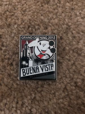 Buena vista grand opening Disney Pin Ltd release of 2000 for Sale in Surprise, AZ