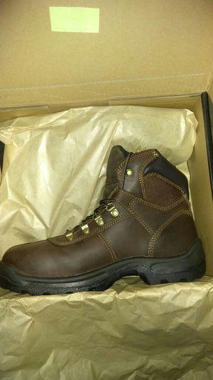 Red wings steel toe boots for Sale in Philadelphia, PA