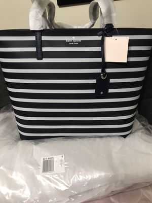 KATE SPADE- new w tags Tote/ carryall bag for Sale in Bellevue, WA