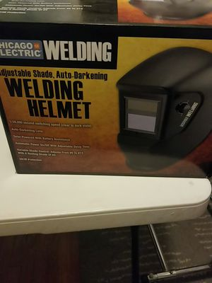 Welding helmet for Sale in Artesia, CA