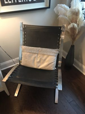 Restoration Hardware Sling Chair for Sale in Pittsburgh, PA