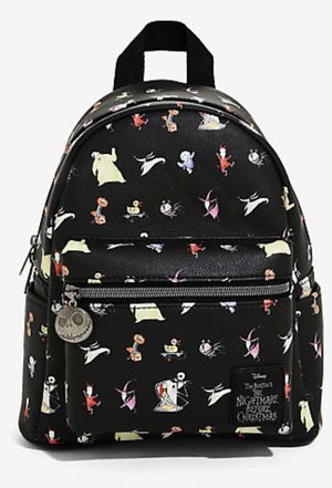 Loungefly Nightmare Before Christmas backpack for Sale in Rancho Cucamonga, CA
