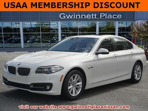 2016 BMW 5 Series for Sale in Duluth, GA