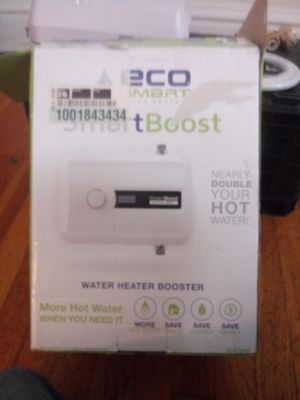 Eco SmartBoost - Smart hot water heater for Sale in St. Louis, MO