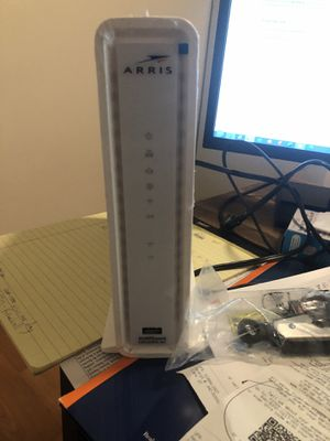 Arris Surfboard SBG6900-AC and WiFi Router for Sale in Hollywood, FL