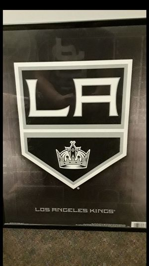 Los Angeles Kings poster for Sale in Los Angeles, CA