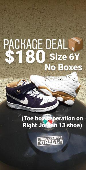Jordan SB Dunk Package Deal for Sale in Columbus, OH