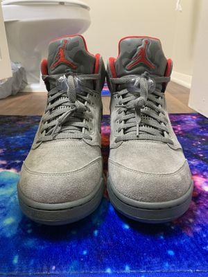 """Air Jordan Retro 5 """"P51 Camo"""" for Sale in Frederick, MD"""