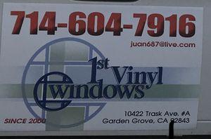 Vinyl windows for Sale in Tustin, CA