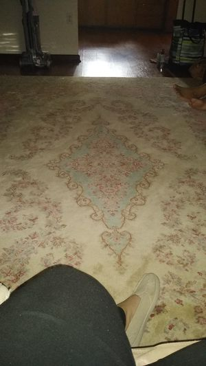 Wool Turkish rug huge for Sale in Bradenton, FL