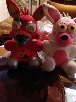 Fnaf Plush Toys for Sale in City of Industry,  CA