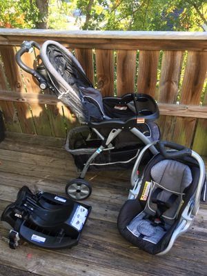 Babytrend infant car seat and strollers for Sale in Augusta, GA