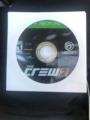 The Crew 2 xbox1 for Sale in Houston, TX