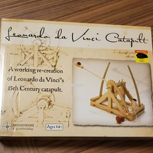 Catapult Toy - New In Box for Sale in Portland, OR