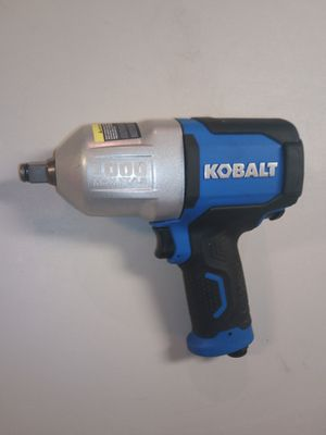 Kobalt Air Impact Wrench for Sale in Brooksville, FL