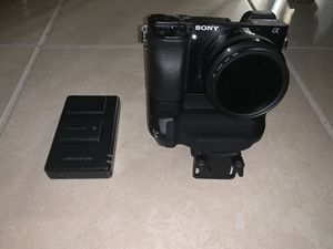 Sony a6000 for Sale in HALNDLE BCH, FL