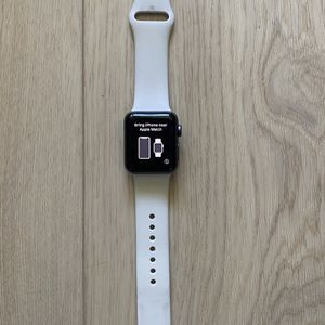 Apple Watch Series 3 - Nike Edition - Aluminum - 38mm Cellular and GPS for Sale in San Diego, CA