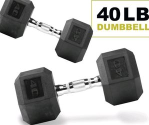 NEW Weider 40lbs Dumbbell weight set (80lbs total) ▪︎FREE DELIVERY ✅✅ ▪︎ for Sale in Union City,  CA