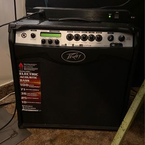 Peavey Guitar/Bass Amp for Sale in Portland, OR