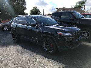 2016 Jeep Cherokee Latitude for Sale in Santa Ana, CA