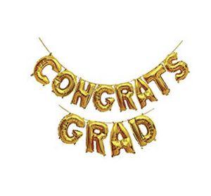 Congrats Grad balloon banner for Sale in Washington, MD