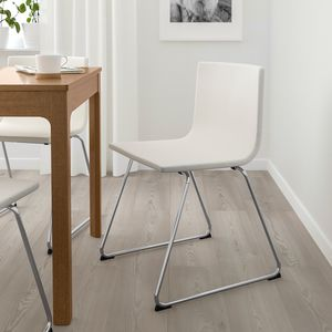 IKEA BERNHARD CHAIRS, white for Sale in San Francisco, CA