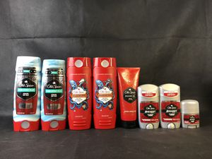 Old Spice Bundle (as it is, only 1 available) for Sale in Melvindale, MI
