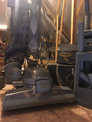 Kirby vacuum for Sale in San Antonio, TX