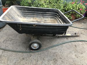 Riding Lawn Mower Tractor Trailer for Sale in Redlands, CA