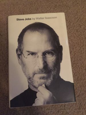 Steve Jobs by Walter Isaacson for Sale in Pompano Beach, FL
